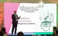 Eduardo Pastor, presidente del Grupo Cofares. (Foto. ECSalud)