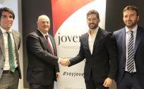 Ribera Salud y Jovempa colaboran para el desarrollo del talento empresarial joven en Alicante