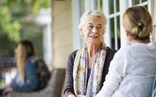 Philips y Sunrise Senior Living presentan la tecnología de cuidado de mayores de próxima generación