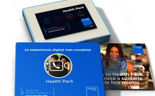 Sanitas comercializa sus nuevos health packs a través de Amazon