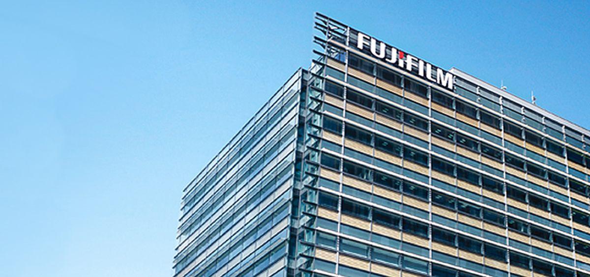 Sede de Fujifilm. (Foto. Fujifilm)