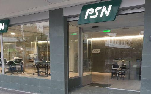 PSN continúa la expansión de su red de oficinas con cinco nuevas aperturas
