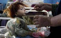 Los empleados de Philips y la Fundación Philips se unen en la lucha contra la neumonía infantil. (Foto. Philips)