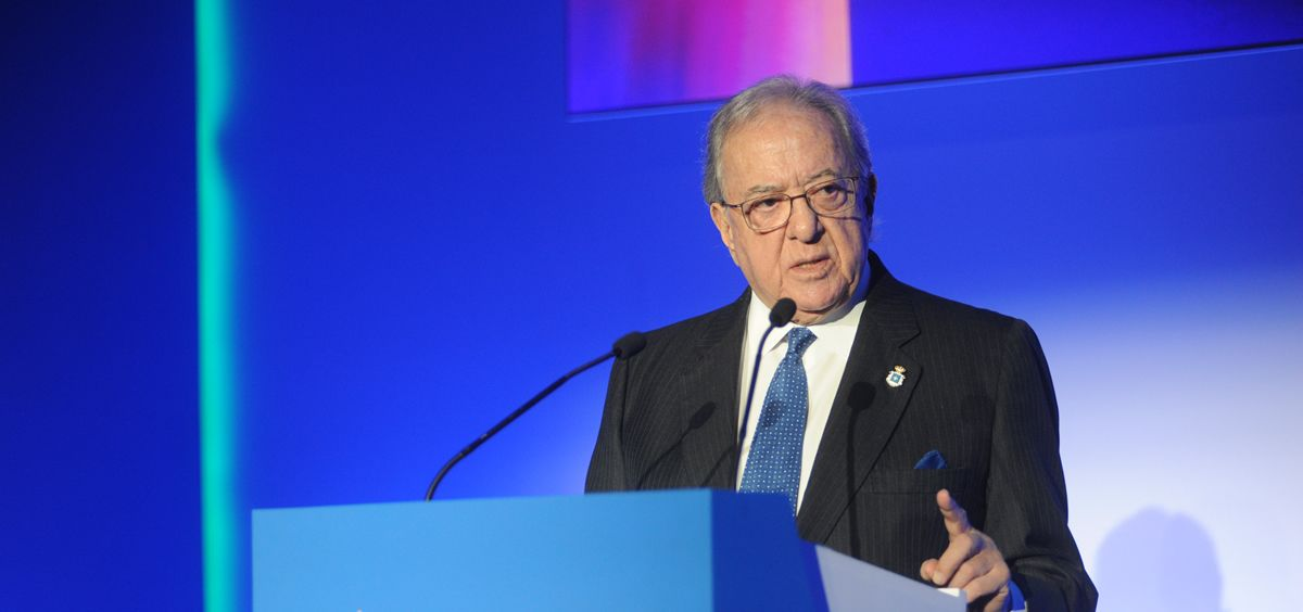 Presidente de Honor de A.M.A., Diego Murillo