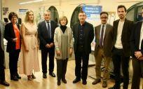 Grupo ganadores y jurado premios investigación Mutual Medica