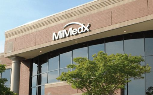 Dos exejecutivos de MiMedx, acusados de estafar a inversores