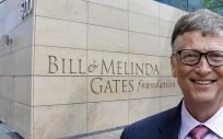 El empresario Bill Gates.