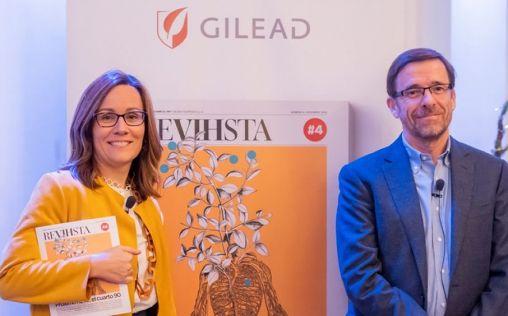Gilead presenta el cuarto número de 'ReVIHsta', la publicación divulgativa referente del sector