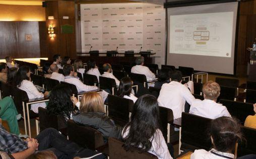 Povisa forma a más de medio centenar de especialistas en el tratamiento de enfermedades infecciosas
