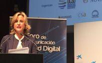 Begoña Gómez, directora de Comunicación Corporativa y Relaciones con Pacientes del Grupo Novartis en España