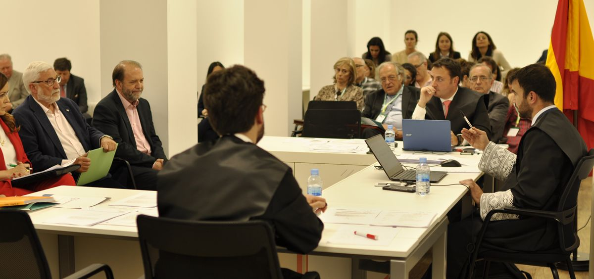 Jornada de puertas abiertas Máster en Peritaje Médico Fundación Uniteco y Universidad de Alcalá