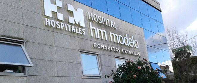 Hospital HM Modelo de A Coruña (Foto. HM Hospitales)