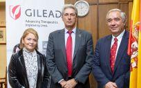 Gilead, la Red de Investigación en Sida y la UAH crean una cátedra de investigación en VIH