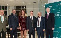 PSN inaugura oficialmente su nueva oficina de Vigo