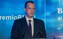 Peter Ploeger, director general de Boehringer Ingelheim España (Foto. Miguel Ángel Escobar  ConSalud.es)