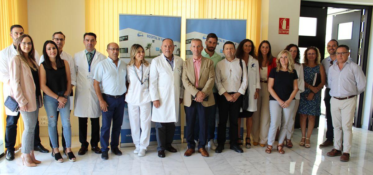 Ribera Salud se compromete a construir el segundo centro de salud de Orihuela Costa
