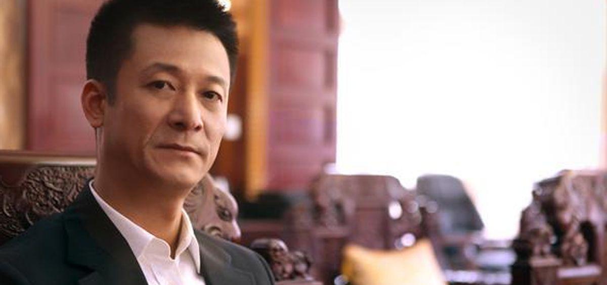 El fundador y presidente de la compañía de medicina tradicional china Quanjian, Shu Yuhui