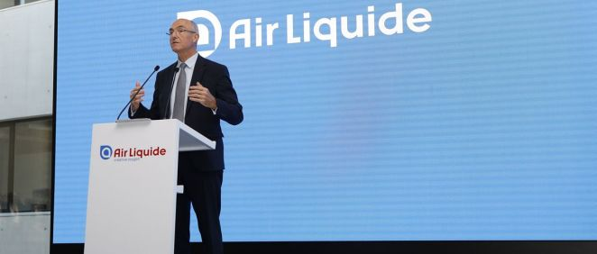 Benoît Potier, CEO de Air Liquide. (Foto. Air Liquide)