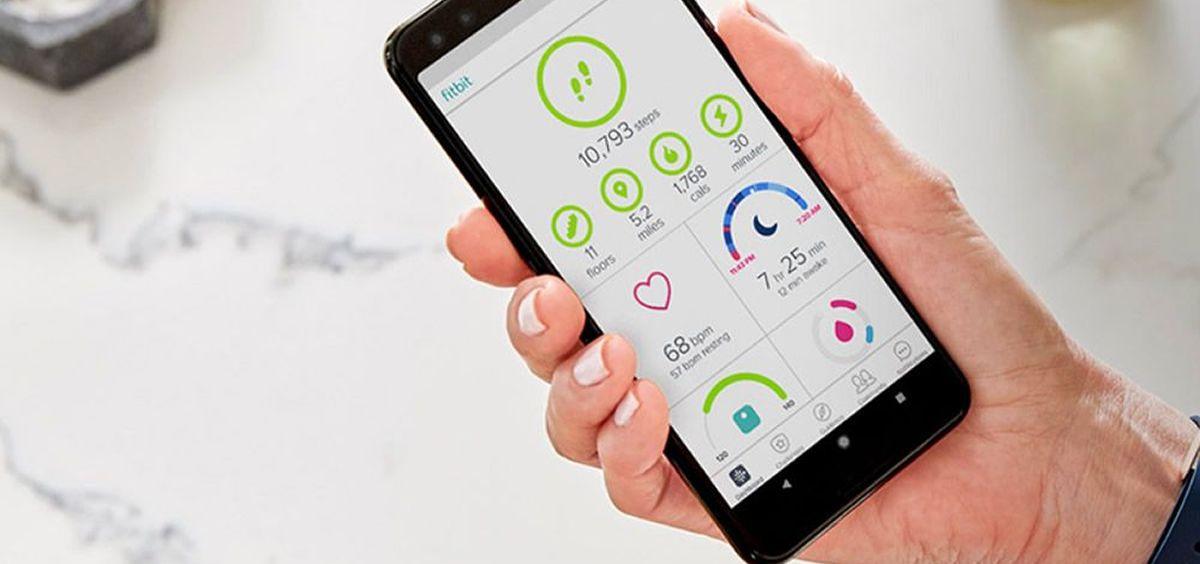 Fitbit al servicio de la salud (Foto. Fitbit)