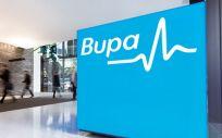 La mutualidad británica propietaria de Sanitas, Bupa. (Foto. Bupa.com)