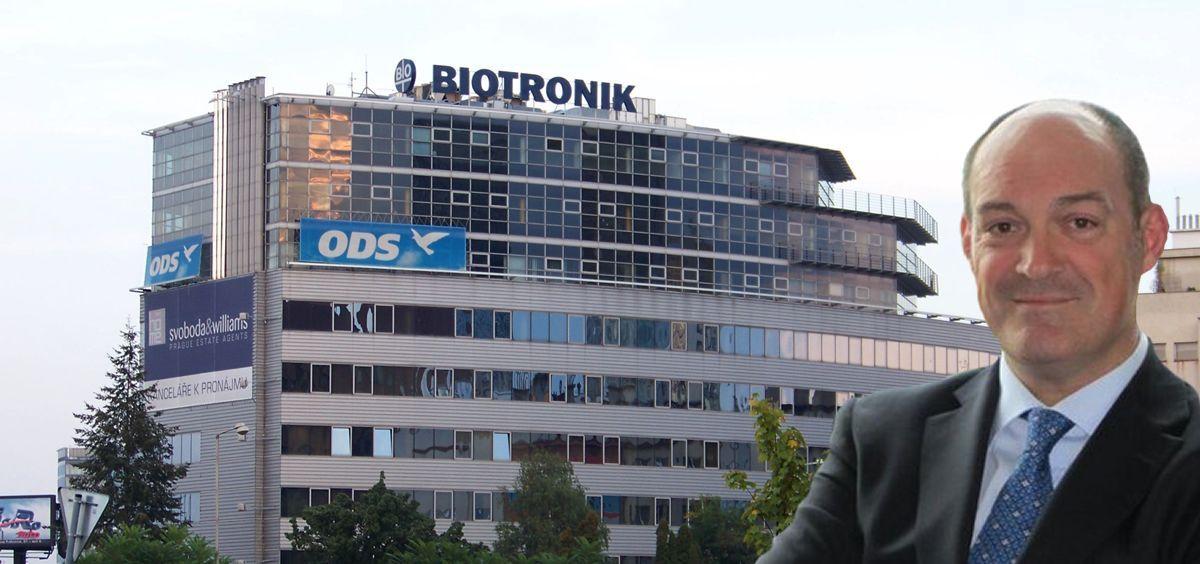 Yago Alonso, nuevo director general de Biotronik España