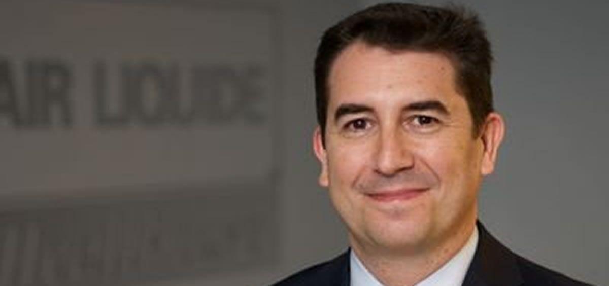Jesús Rollán, nuevo director de Recursos Humanos de Air Liquide Healthcare Iberia. (Foto. Twitter)