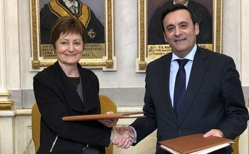 Acuerdo entre Cofares y la Universitat de València en materia formativa e investigación científica
