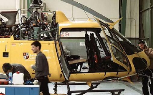 Eliance da el cambiazo con los aviones ambulancia en Melilla y al final pone uno con 40 años