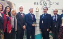 Presentación de resultados Reig Jofre (Foto. ECSalud)