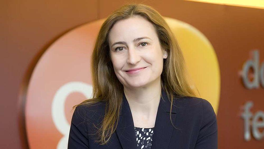Cristina Henríquez de Luna, directora general GSK España (Foto. GSK)