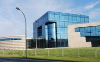 Sede de Inditex en Arteixo. (Foto. Wikipedia)
