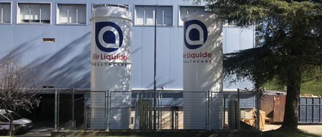 Air Liquide (Foto. ConSalud.es)