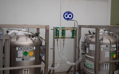 Nippon Gases medicaliza las instalaciones provisionales del Hospital Universitario de Fuenlabrada