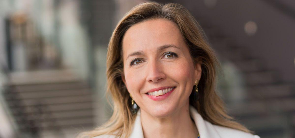María Vila, presidenta de Medtronic en España y Portugal