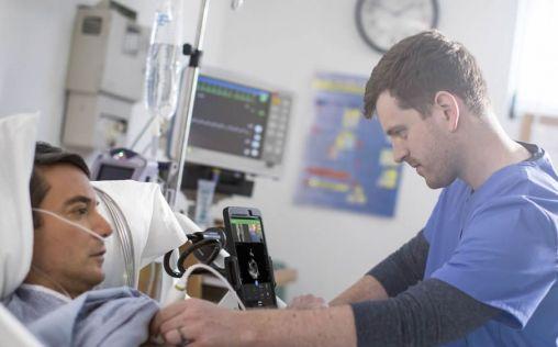 La FDA autoriza el uso de los ecógrafos de Philips en pacientes con complicaciones por Covid-19