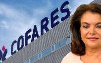 Carmen Peña se incorpora a Cofares como responsable de relaciones institucionales (Foto. Fotomontaje ECSalud)