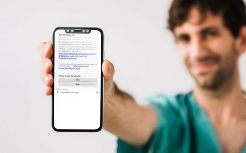 Asisa incorpora y pone a disposición de sus médicos un chatbot para el diagnóstico de la Covid-19