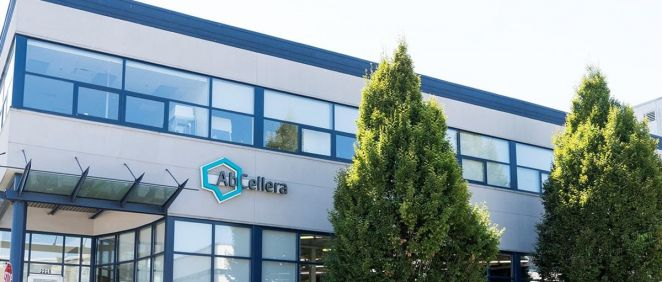 Sede de AbCellera.