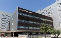 Fachada del Hospital Quirónsalud Barcelona