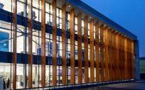 La instalación europea de fabricación de terapia celular de Kite, ubicada a las afueras de Amsterdam. (Foto. Business Wire)