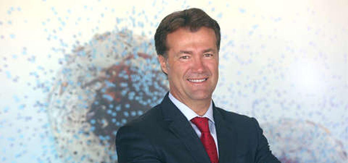 Eduardo Recoder, presidente de la Fundación Astrazeneca