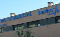 Uno de los centros residenciales de Sanitas (Foto. Sanitas)