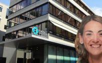 Cristina Nadal, nueva directora ejecutiva de Policy de MSD en España (Foto. Fotomontaje ECSalud)