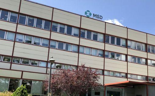 MSD planea grandes ensayos del medicamento antiviral Covid-19 en septiembre