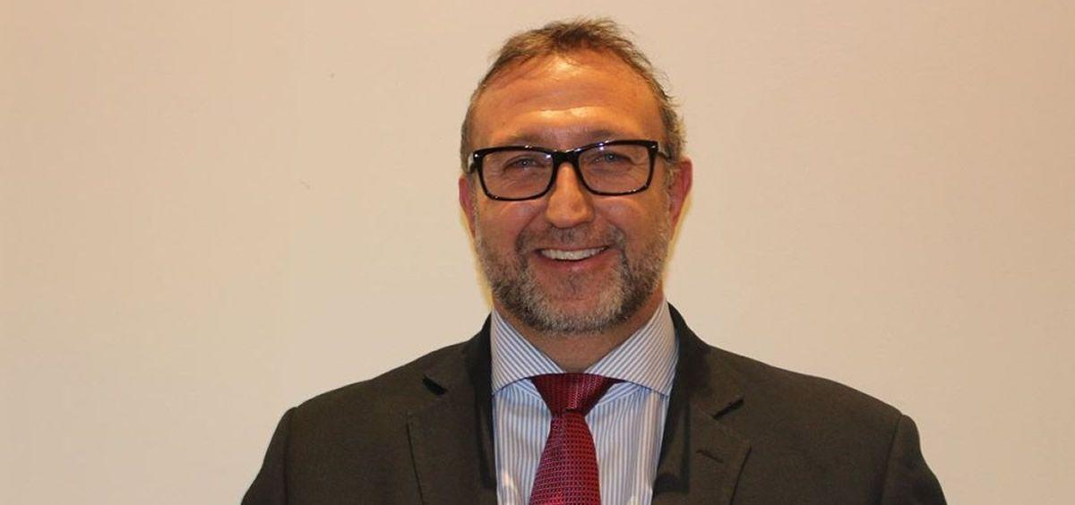 Alfonso de la Lama Noriega, secretario general de ASPE