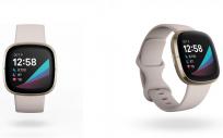 El smartwatch de salud Sense (Foto. Fitbit)