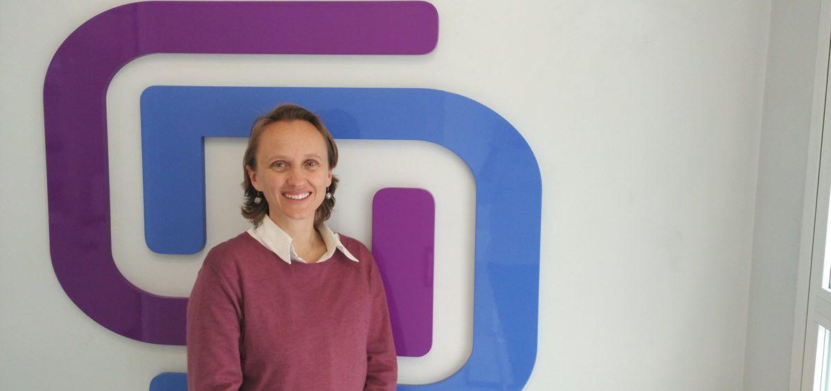 La fundadora y directora científica de Genyca, Teresa Perucho (Foto. Genyca)