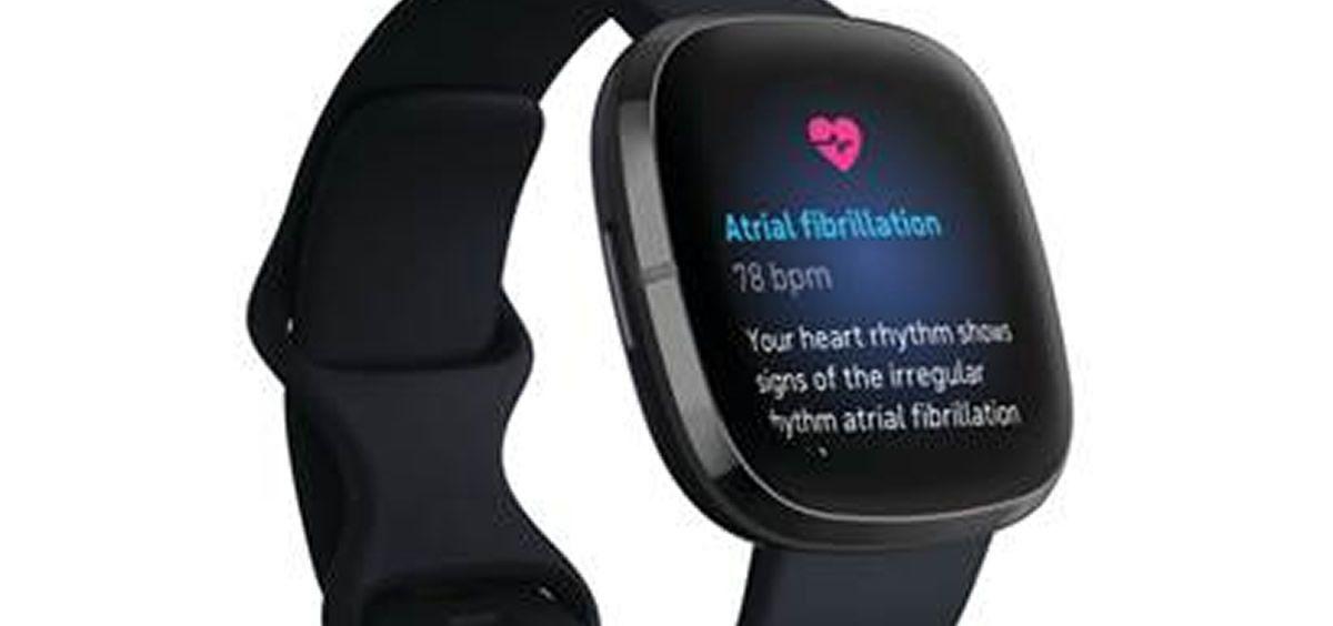Fitbit recibe la autorización de las autoridades sanitarias europeas para su aplicación de ECG