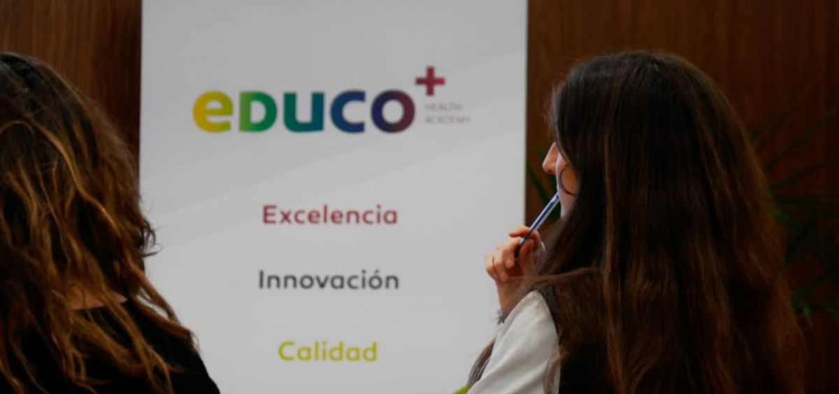 Jornada eDUCO+ Health Academy (Foto. Cofares)