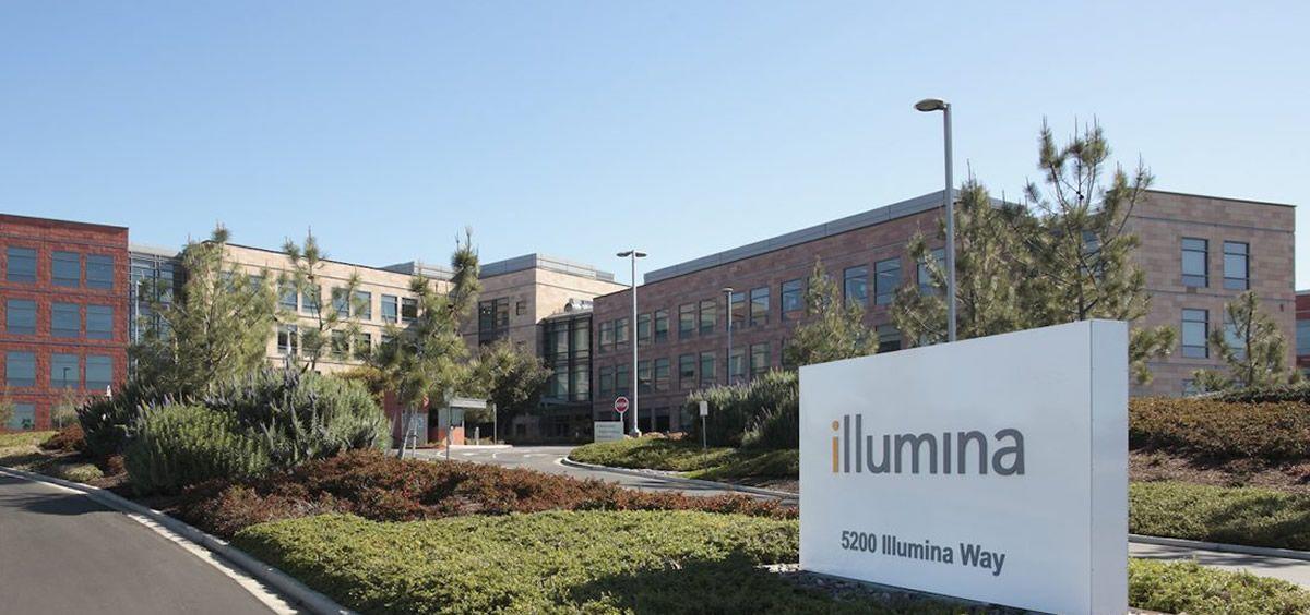Sede de Illumina.